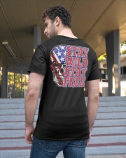 Stay Wild Stay FFree Classic T-Shirt apparel-classic-tshirt-lifestyle-back-48