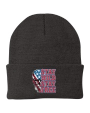 Stay Wild Stay FFree Knit Beanie thumbnail