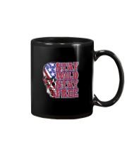 Stay Wild Stay FFree Mug front