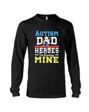 Autism Shirts For Dads Autism Awareness Produ Long Sleeve Tee thumbnail