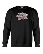 Namaste Mandala Lotus Yoga Crewneck Sweatshirt thumbnail