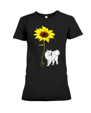 American Eskimo Premium Fit Ladies Tee thumbnail
