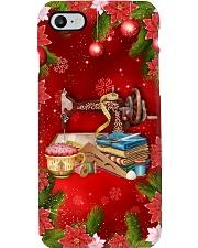 Quilting Christmas Phone Case Phone Case i-phone-8-case