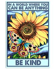 Butterfly Be Kind 11x17 Poster front