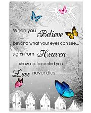 Butterfly When You Believe Poster 11x17 Poster front