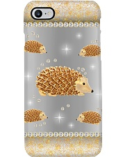 Hedgehog Golden Phone Case Phone Case i-phone-8-case