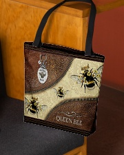 Queen Bee Tote Bag All-over Tote aos-all-over-tote-lifestyle-front-02