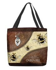 Queen Bee Tote Bag All-over Tote front