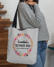 Grandma's Getaway Bag All-over Tote aos-all-over-tote-lifestyle-front-09