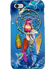 Hummingbird Dreamcatcher Phone Case Phone Case i-phone-8-case