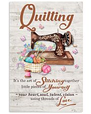 Quilting Definition  11x17 Poster front
