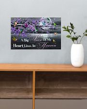 Hummingbird A Big Piece Of My Heart 17x11 Poster poster-landscape-17x11-lifestyle-24