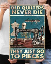 Old Quilters Never Die 16x24 Poster poster-portrait-16x24-lifestyle-19