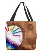 For Crochet Lovers All-over Tote back
