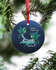 Hummingbird Angels Circle ornament - single (porcelain) aos-circle-ornament-single-porcelain-lifestyles-07