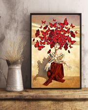 Butterfly I Am Poster 11x17 Poster lifestyle-poster-3
