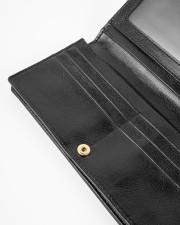 This Grandma Loves Her Grandkids Women's Leather Wallet Vertical aos-women-leather-wallet-close-up-02