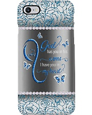 Butterfly Blue Phone Case Phone Case i-phone-8-case