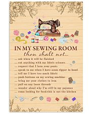 In My Sewing Room 11x17 Poster front