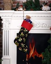 Turtle Christmas Christmas Stocking aos-christmas-stocking-lifestyles-06