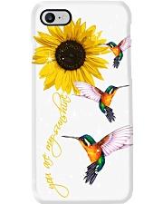 Hummingbird You Are My Sunshine Phone Case Phone Case i-phone-8-case