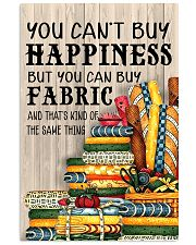 Fabric Happiness Poster 11x17 Poster front