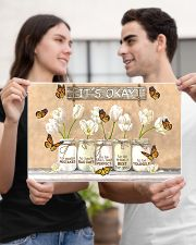 It's Okay Butterfly Poster 17x11 Poster poster-landscape-17x11-lifestyle-20