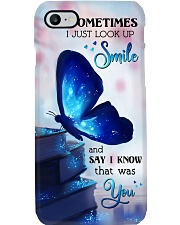 Butterfly That Was You Phone Case Phone Case i-phone-8-case