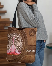Flamingo Tote Bag All-over Tote aos-all-over-tote-lifestyle-front-09