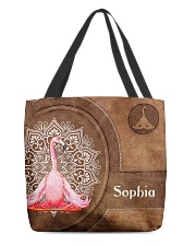Flamingo Tote Bag All-over Tote front