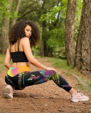 Dragon Rainbow High Waist Leggings aos-high-waist-leggings-lifestyle-18