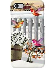 Hummingbird Phone Case Phone Case i-phone-8-case