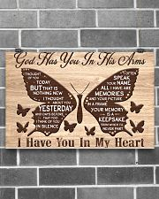 Butterfly I Thought Of You Poster 17x11 Poster poster-landscape-17x11-lifestyle-18