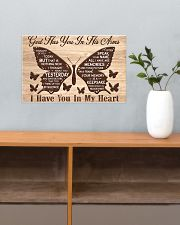 Butterfly I Thought Of You Poster 17x11 Poster poster-landscape-17x11-lifestyle-24