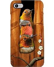 Hummingbird Tree Phone Case Phone Case i-phone-8-case