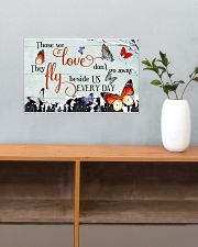 Butterfly Those We Love  17x11 Poster poster-landscape-17x11-lifestyle-24