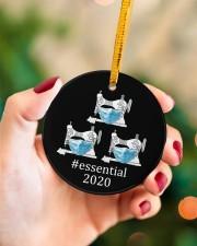 Quilting Essential Circle ornament - single (porcelain) aos-circle-ornament-single-porcelain-lifestyles-09