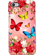 Butterfly christmas Phone Case Phone Case i-phone-8-case