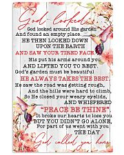 Hummingbird God Called You Home 11x17 Poster front