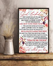 Hummingbird God Called You Home 11x17 Poster lifestyle-poster-3
