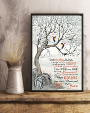 Hummingbird I Thought Of You 11x17 Poster lifestyle-poster-3