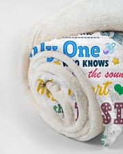 """The Strength Of Love For You Small Fleece Blanket - 30"""" x 40"""" aos-coral-fleece-blanket-30x40-lifestyle-front-18"""