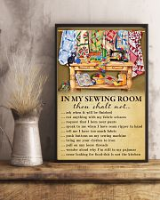 In My Sewing Room Poster 11x17 Poster lifestyle-poster-3