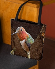 Hummingbird All-over Tote aos-all-over-tote-lifestyle-front-02