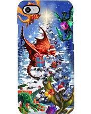 Dragon Christmas Phone Case  Phone Case i-phone-8-case