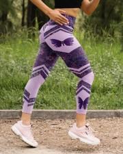 Butterfly Purple High Waist Leggings aos-high-waist-leggings-lifestyle-15