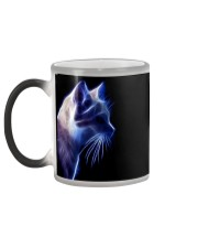 Cat Lovers - Fractal Cat Mug Color Changing Color Changing Mug color-changing-left
