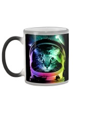 Cat Lover -Space Cat  Mug 2017  Color Changing Mug color-changing-left