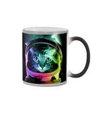 Cat Lover -Space Cat  Mug 2017  Color Changing Mug color-changing-right