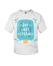 Funny Kid Tee Shirt Gift 2018 Youth T-Shirt front